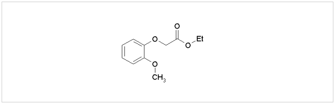Ethyl 2-Methoxyphenoxyacetate active pharmaceutical ingredient