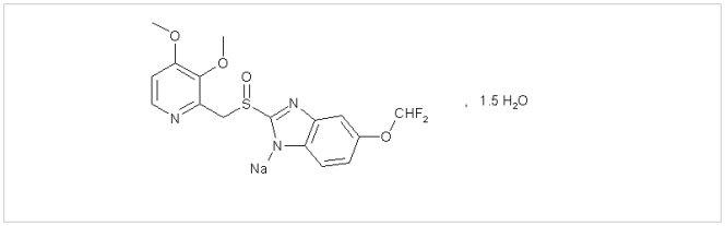 Pantoprazole active pharmaceutical ingredient