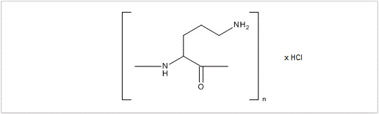 OrnithineNCA polymer, excipient, OrnNCA polymerization