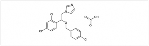 Econazole nitrate active pharmaceutical ingredient