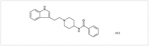 Indoramine, HCl active pharmaceutical ingredient