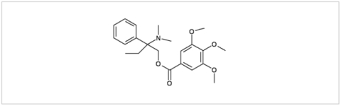 Trimebutine base active pharmaceutical ingredient