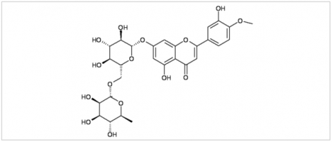 Diosmine active pharmaceutical ingredient